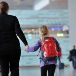 Jak cestovat s dětmi letadlem?