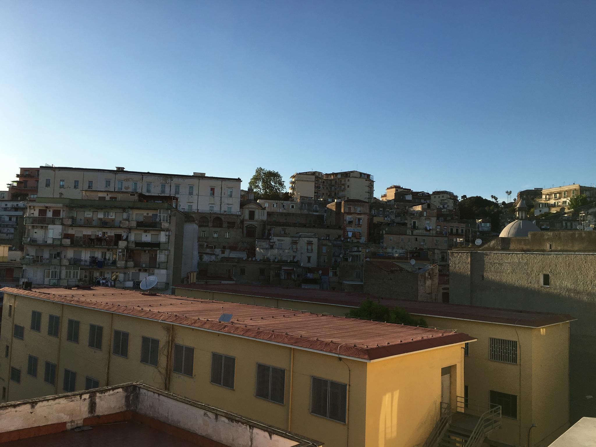 Výhled Neapol