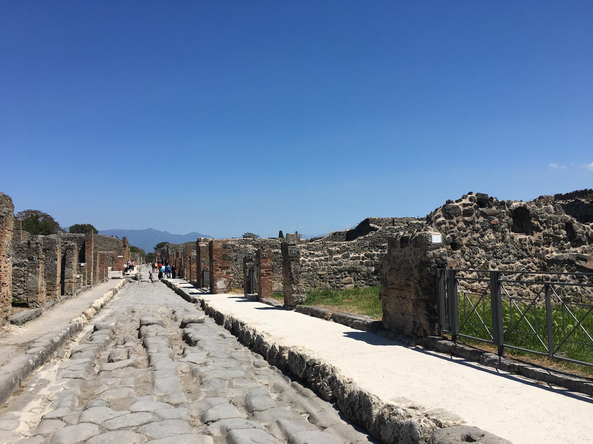 Pompeje 2