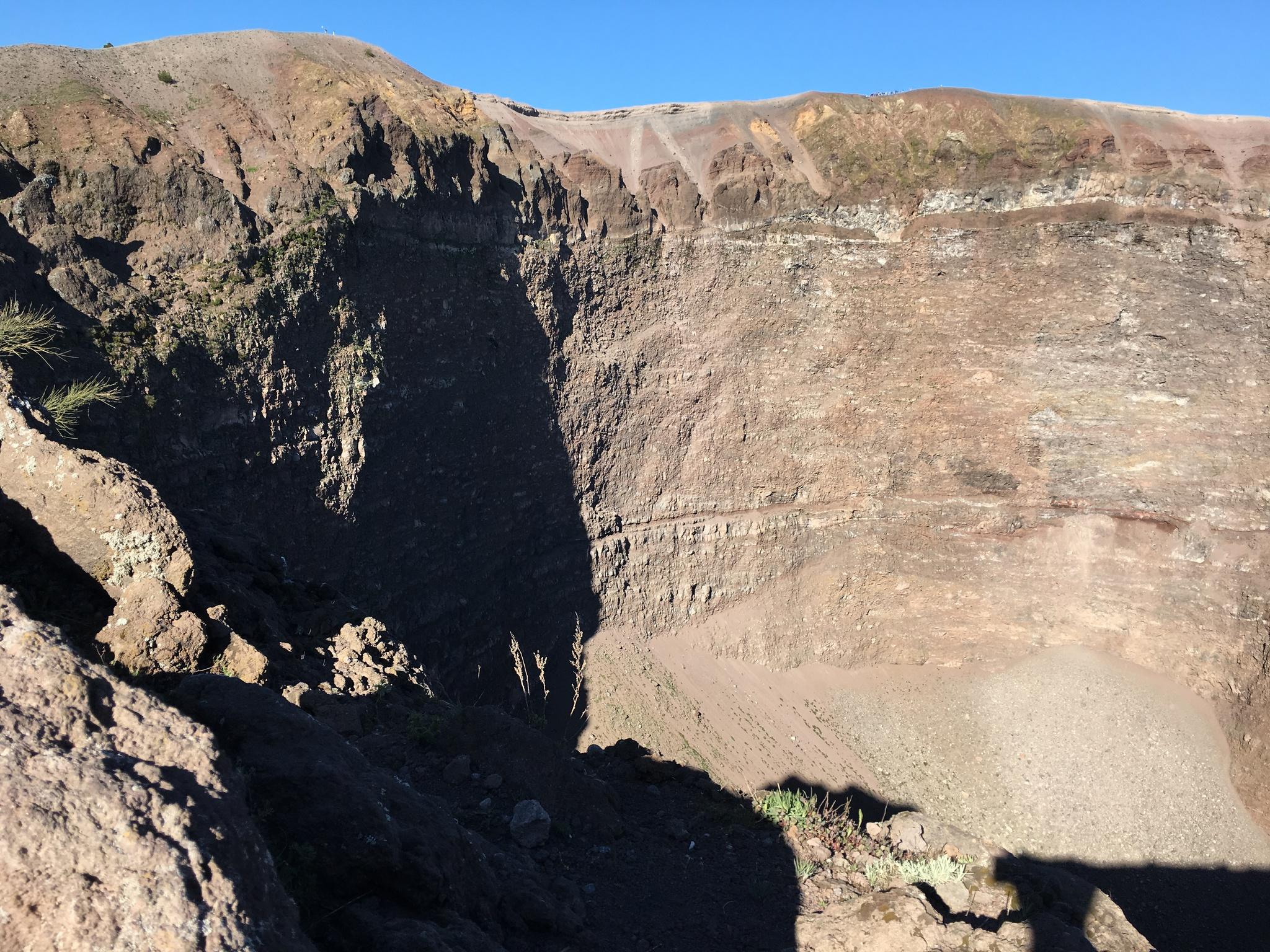 Kráter sopky