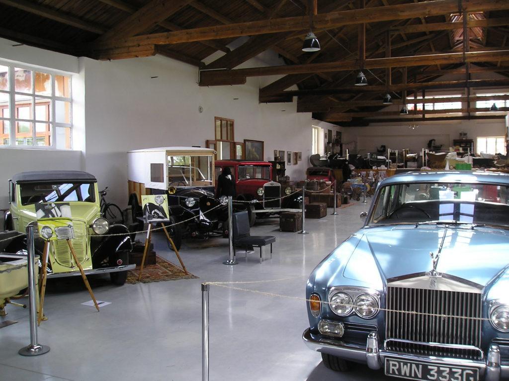 Technické muzeum Telč