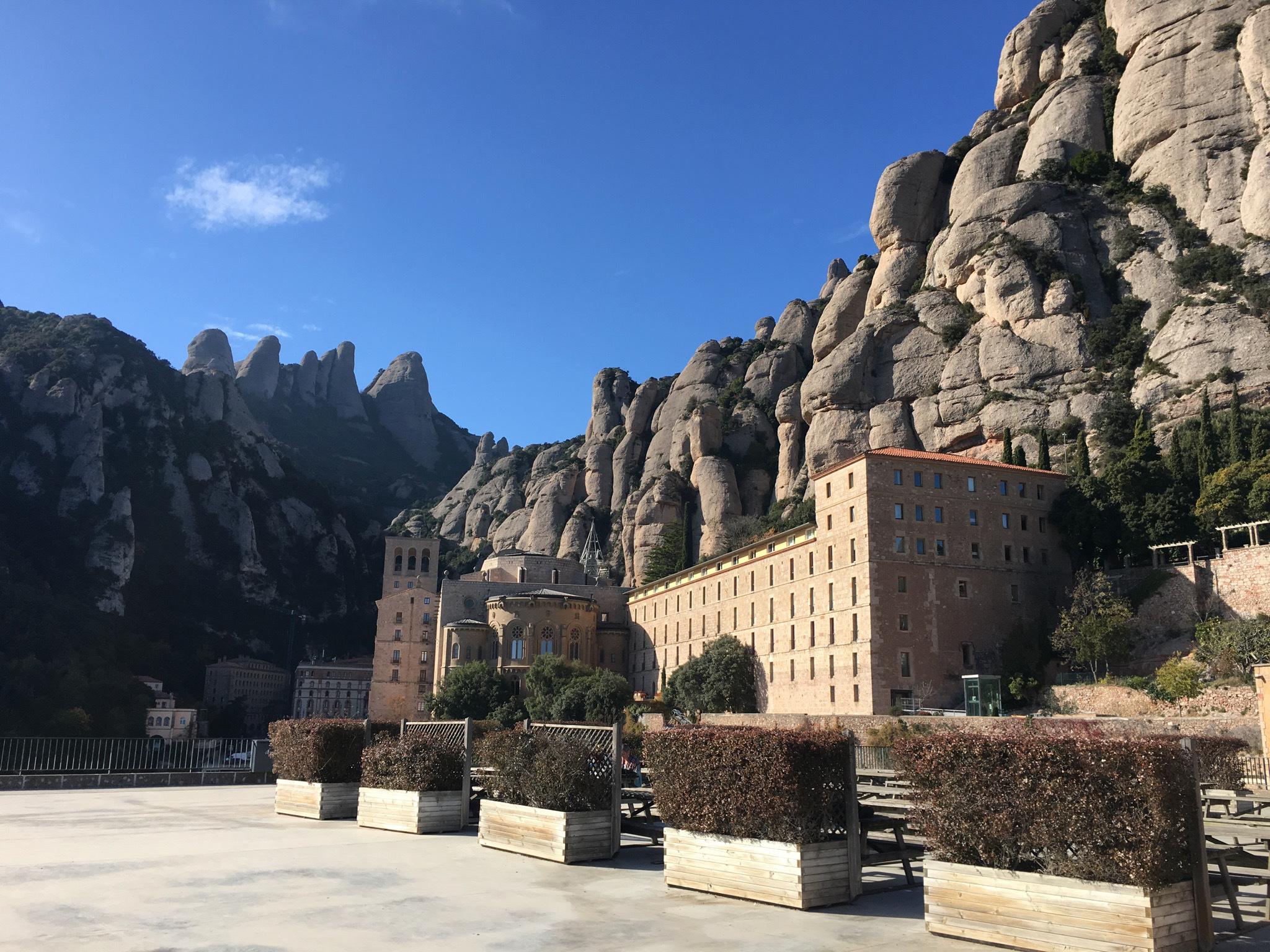 Skalní klášter
