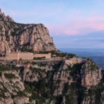 Montserrat – skalní klášter u Barcelony