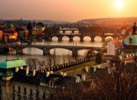 Praha a okolí