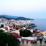 Řecký ostrov Thassos