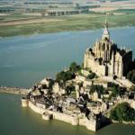 Mont Saint Michel v Normandii- Perla francouzské gotiky