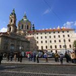 Malostranské náměstí a jeho kouzlo