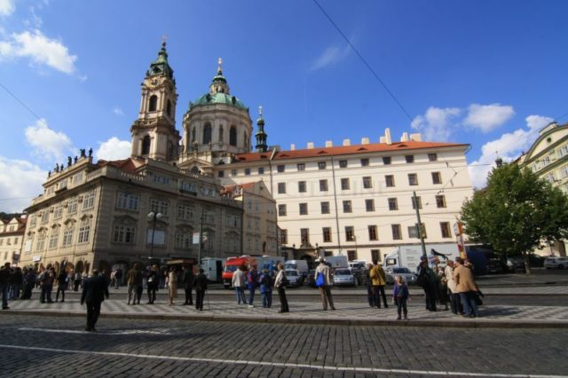 malostranské náměstí